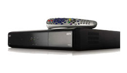 Using your 9242 - HD PVR Plus Receiver