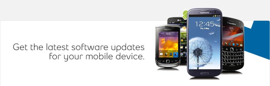 Update your smartphone software
