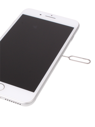 How to insert a SIM card into my Apple iPhone 6s Plus