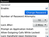 Press the Back key.