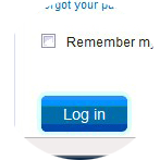 Enter your username and password and click Log in.