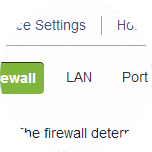 Click LAN.The MiFi 2 is shipped preconfigured to use IP addresses in a range for use in private networks, and should be suitable for most uses. If your network has a requirement to use different IP addresses, you can make those changes in the LAN section.Note: Altering these settings could stop your hotspot from working properly.