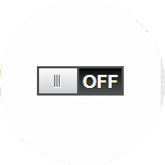 To restrict internet traffic to specific applications, click the Port Filtering ON/OFF switch to ON.