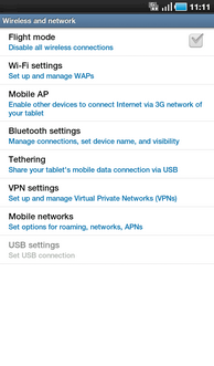 Touch Mobile networks.