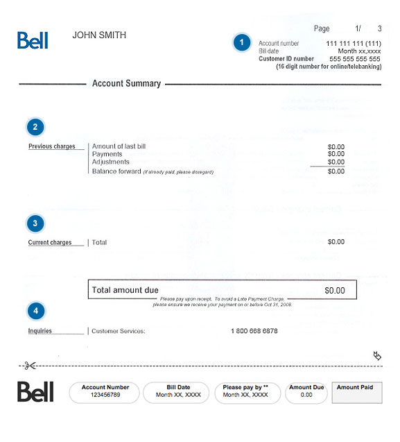 Bell business phone plans