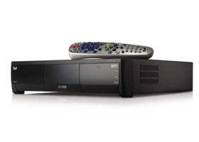 Using your 9241 - HD PVR Plus Receiver