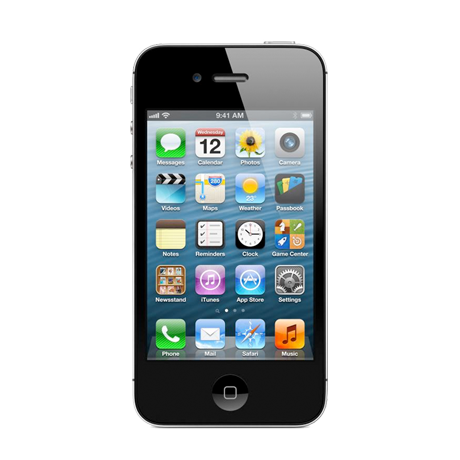 Apple iPhone 4 (8 GB)